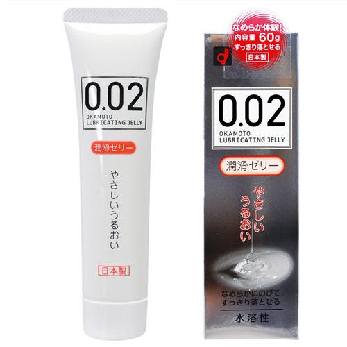 日本NPG*オカモト0.02EX潤滑ゼリー_60g