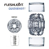 美國Fleshlight-Quickshot-Vantage 冰晶快樂杯(特)