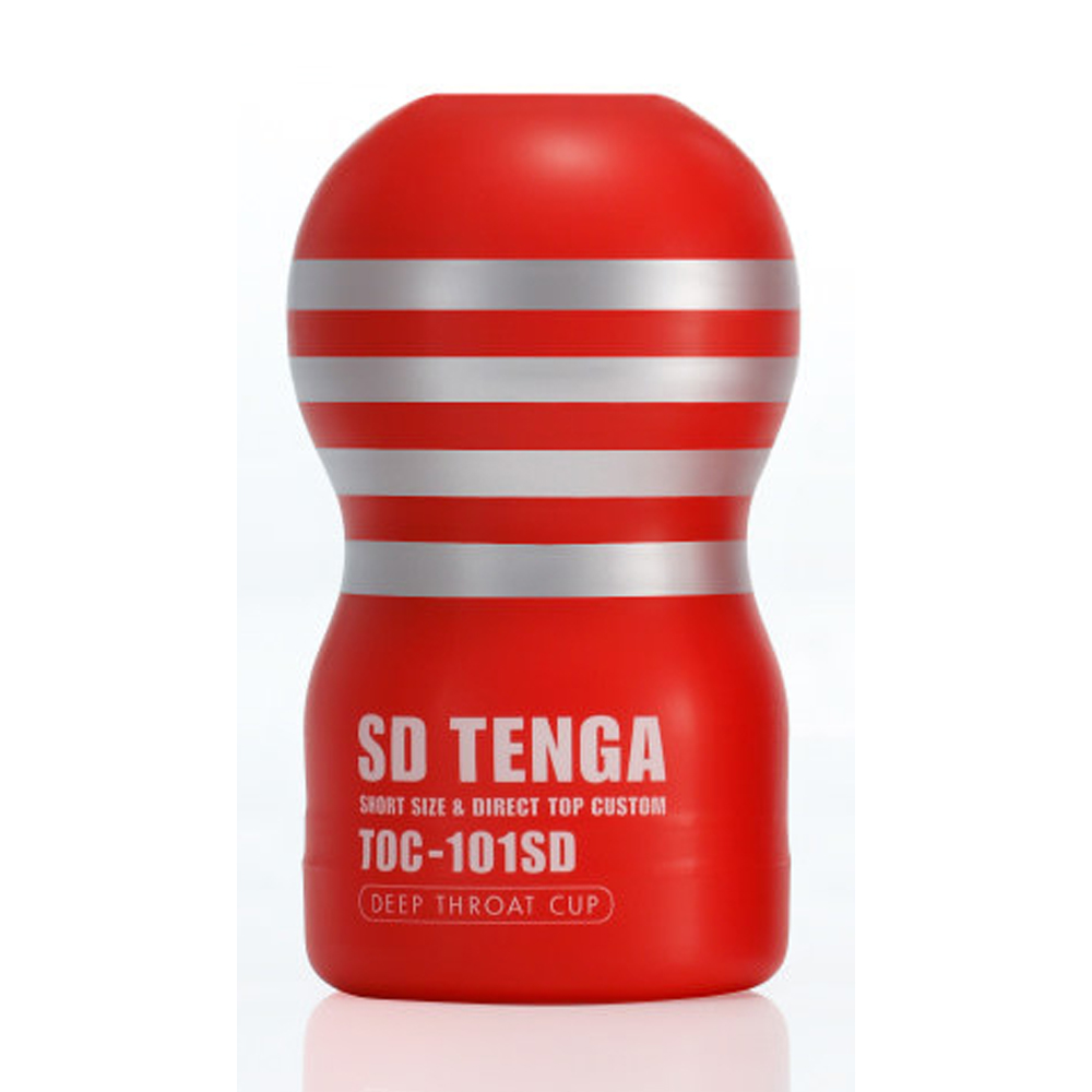 日本TENGA自慰杯SD TENGA深喉嚨飛機杯(一次性使用商品)